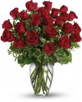 Classic Red Roses Long Stem Red Rose