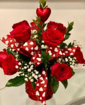 Classic Love 1 Dozen short stem roses
