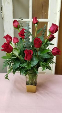 Happy Anniversary! Roses