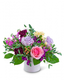Classic Manhattan Flower Arrangement