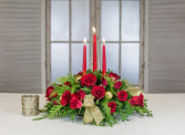 Classic Red Centerpiece