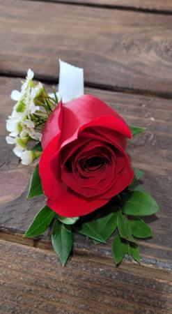 Classic Red Rose  in Helena, AL | The Petal Cart