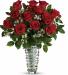 Classic Premium Longstem Roses Red Rose Arrangement