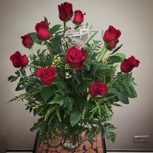 Classic Reds Vintage Romance Collection in Greeley, CO | ERICKSON'S FLOWERS
