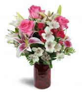 Classic Rose arrangement arrangement