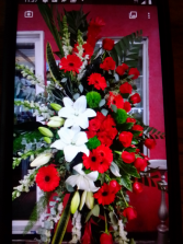 Classic rose & more Funeral Flowers