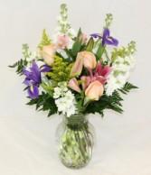 Classic Spring Vase Arrangement