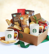 Classic Starbucks Coffee and Cocoa .WGS654-N