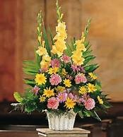 Classic Sympathy Arrangement Sympathy Flowers