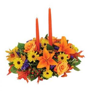 Classic Table Centerpiece Floral Arrangement in Santa Paula, CA | Texis Flower Shop