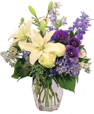 Classically Charming Floral Design in Milton, FL | PURPLE TULIP FLORIST INC.