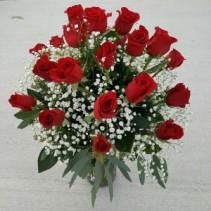 Classy 2 Dozen Roses Roses