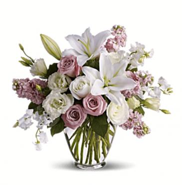 Classy Arrangement  Mixed Flower Arrangement