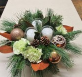 Classy Christmas Arrangment