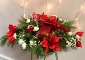 Classy Christmas Centerpiece