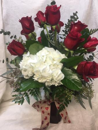 Classy Dozen Valentines
