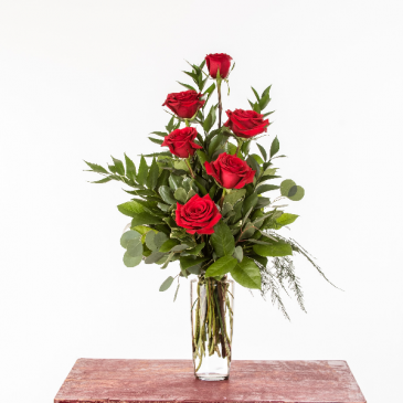 Classy Half Dozen Midway Florist Exclusive