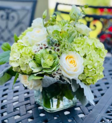 Classy Lady  Vase arrangements