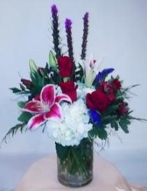 Classy Lady Vase