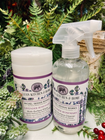 CLEAN KITCHEN & HOME Lavender Rosemary