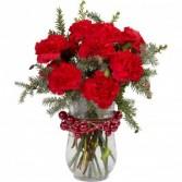 Clear Cheer Vase Arrangement