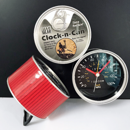 Clock-n-Can Gift