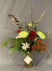 Close to Home Vase Arrangement