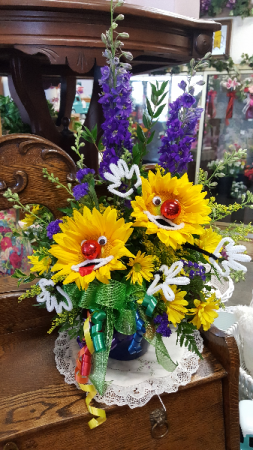 Clowning Around Arrangement