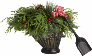 Coal Scuttle Arrangement in Benton, KY | GATEWAY FLORIST