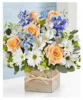 Coastal Breeze Bouquet