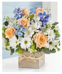 Coastal Breeze Bouquet