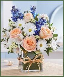 Coastal Breeze Bouquet Item #148592L