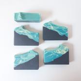 Coastal Cypress Luxury Soap