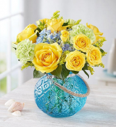COASTAL GARDEN™ - 166254 Vase Arrangement