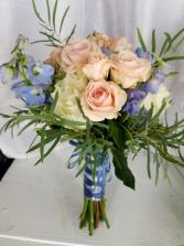 Coastal Memories Hand Held Bouquet