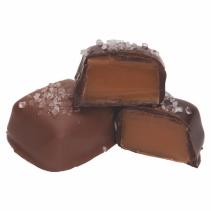 Coblentz Chocolate Sea Salt Caramels