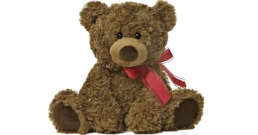 Coco Stuffed Bear