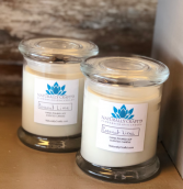 Coconut Lime Soy Candle