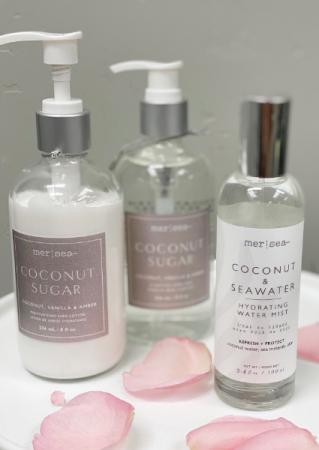 Coconut & Sugar Spa Package