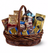 Coffee & Chocolates Gift Basket