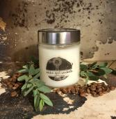 Wicks and Windmills Coffee House Candle