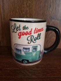 Coffee Mug Let the good times Roll