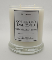 Coffee Old Fashioned Candle