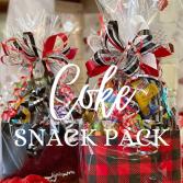 Coke Snack Pack Box