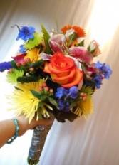 Color Crazy Bouquet