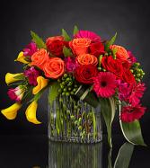 Color Intensity Luxury Bouquet