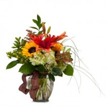 Color Me Autumn Arrangement