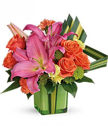 Color Me Cute Bouquet Bouquet