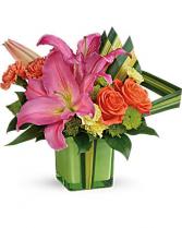Color Me Cute Vase