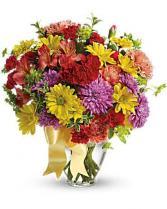 Color Me Yours fresh flowers arr